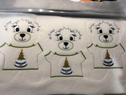 Fosta bear Christmas 17 - ITHWL