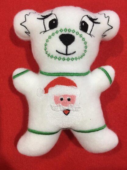 Fosta Christmas bear 7 - ITHWL