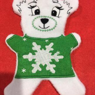 Fosta bear Christmas 3 - ITHWL