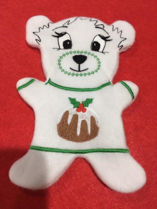 Fosta bear Christmas 6 - ITHWL