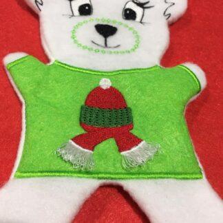 Fosta bear Christmas 4 - ITHWL