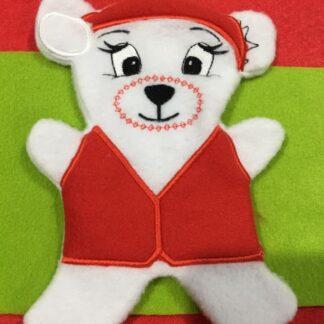 Fosta bear Christmas 1 - ITHWL