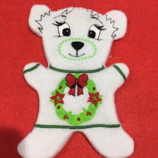 Fosta bear Christmas 11- ITHWL