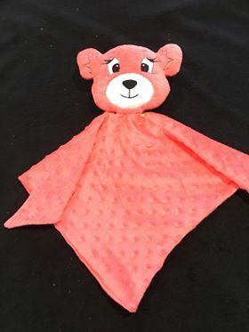 Fosta bear lovey -ITHWL