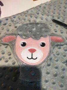 Lamb lovey - ITHWL