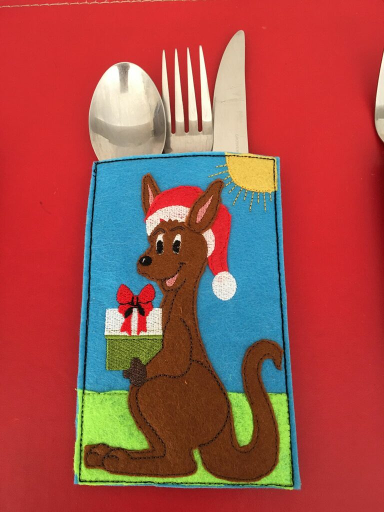 Cutlery holder kangaroo - ITHWL