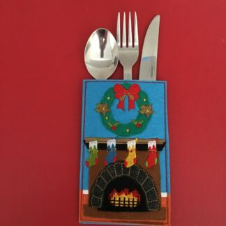 Cutlery holder fireplace - ITHWL