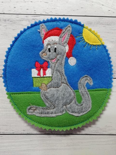 Kangaroo coaster - ITHWL