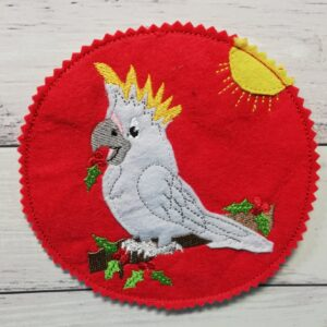 Aussie cockie coaster - ITHWL