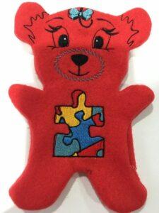 Autism bear - ITHWL