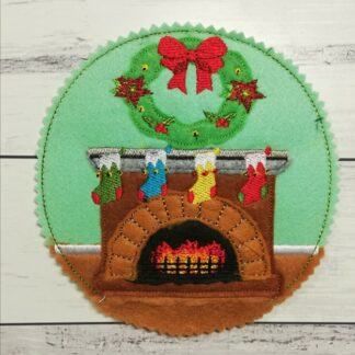 Fireplace coaster - ITHWL