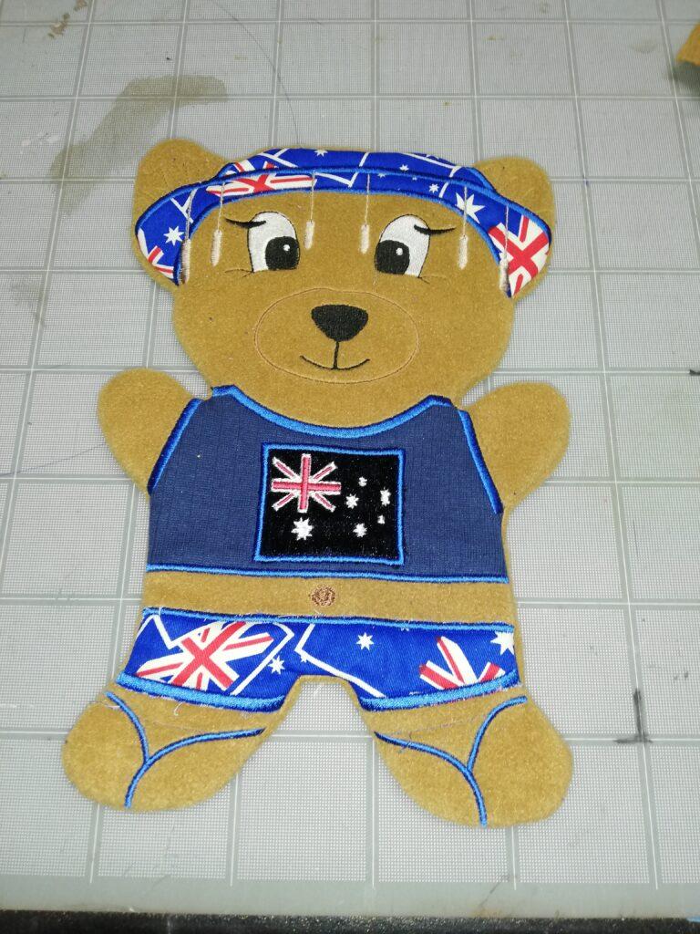 Fosta Aussie bloke 2 - ITHWL