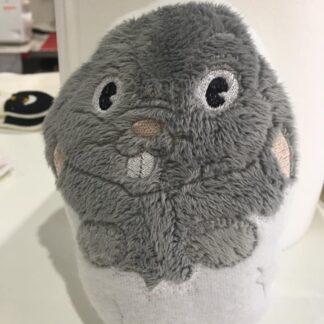 Easter bunny Peekaboo - ITHWL