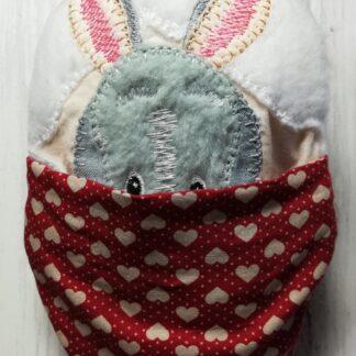 Easter bilby peekaboo - ITHWL