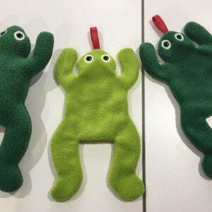 Frog bean bag - ITHWL