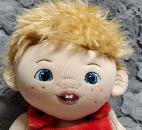 Reece stitched hair head - ITHWL