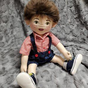 Jax toddler doll - ITHWL