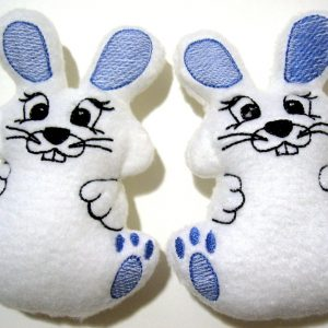 Easter bunny sketch ears - ITHWL