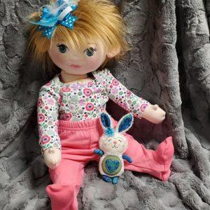 Meggie toddler doll - ITHWL
