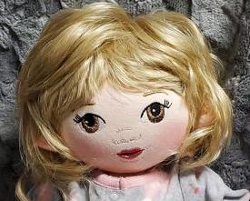 Meggie head 6X10 - ITHWL