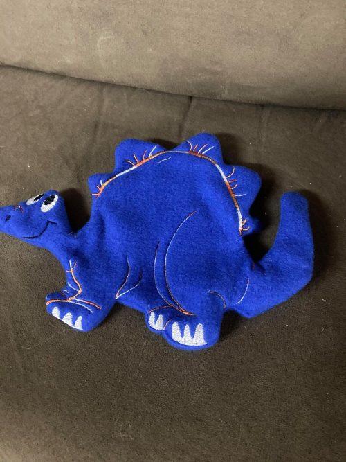 Dinosaur stitched stuffie - ITHWL