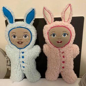 Fosta Bunny Phoebe and Reece - ITHWL