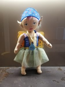 Felicity fairy toddler doll 6x10 - ITHWL