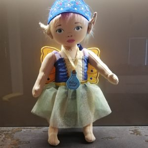 Felicity fairy toddler doll 6x10 - ITHWL
