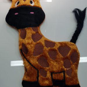 Giraffe stuffie - ITHWL