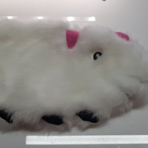 Long hair Guinea pig stuffie - ITHWL
