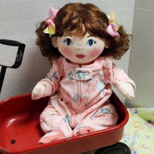 Maya Aussie baby doll - ITHWL