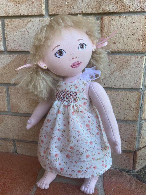 Meggie Aussie toddler doll - ITHWL
