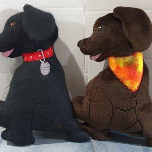 Dog stuffie - ITHWL