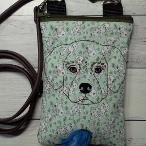 Puppy phone poo bag - ITHWL