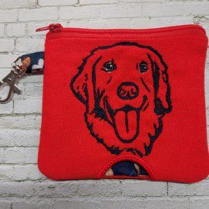 Labrador bottom Poo bag - ITHWL