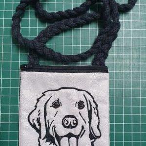 Labrador phone poo bag - ITHWL