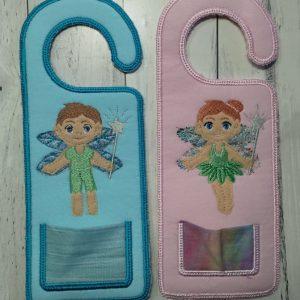 Tooth fairy door hanger - ITHWL