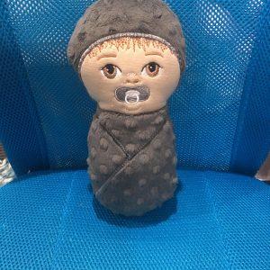 Liam swaddle doll - ITHWL